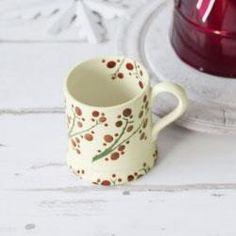 Ilex 0.5 Pint Mug for Winter 2012 (Waitrose Florist Exclusive)