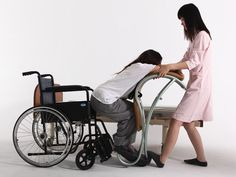 Lady Shifting - Assisted Mover