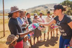 Days for Girls distributes kits around the world to the women who need them most.