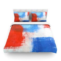 East Urban Home The Colors by CarolLynn Tice Featherweight Duvet Cover Size: Full/Queen