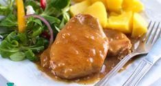 Schab w sosie własnym Steak, Pork, Chicken, Cooking, Pierogi, Fit, Image, Kale Stir Fry, Kitchen