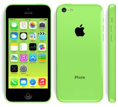 iPhone 5c Green 5S
