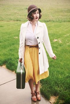 Vintage Summer Style from Our Community - Story by ModCloth