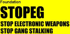 Electronic weapons and gang stalking are technology and methods used by national secret services violating human rights in horrible ways. These programs were never about terrorism: they're about economic spying, social control, and diplomatic manipulation. They're about power.