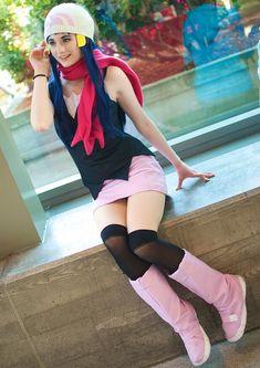 The Girl From Twinleaf Town [Dawn/Hikari] by AnyaPanda.deviantart.com on @deviantART