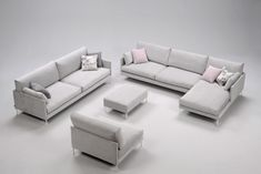 Nordic Sofa, Couch, Furniture, Home Decor, Projects, Settee, Settee, Decoration Home, Room Decor
