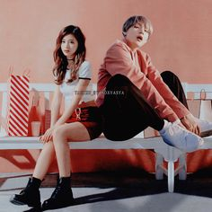 Bts Twice, Chou Tzu Yu, Just For Fun, Relationship Goals, Taehyung, Punk, Kpop, Pairs, My Love