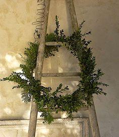 ladderly wreath