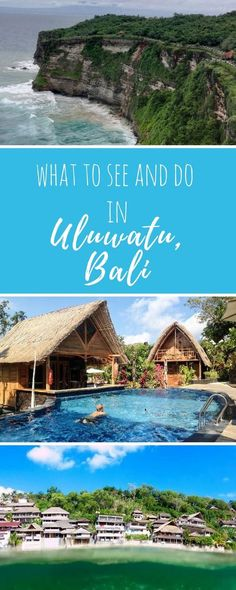 What to see and do in Uluwatu, Bali Indonesia