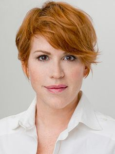 Molly Ringwald's New Gig? Awesome Advice Columnist #Refinery29