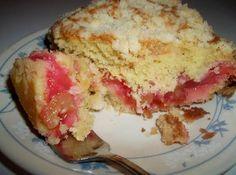 Rhubarb Coffee Cake - Scrumptious Recipe