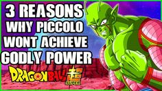 Ever since the introduction of God Ki in Dragon Ball Super, many have wondered if other races could achieve a similar level of power by means of training or spiritual awakening  in this video, we will be looking at a few reasons why Piccolo will NEVER achieve a similar power to rival Goku and Vegeta. Be sure to subscribe for more! https://www.youtube.com/watch?v=zg5Fbz85udw ¦¦«========»¦¤TAGS¤¦«========»¦¦    ¦#newdbz¦ ¦#db¦ ¦#dbz¦ ¦#dbs¦ ¦#dbgt¦ ¦#dragonball¦ ¦#dragonballz¦…