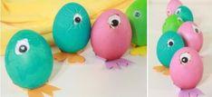 decoration-œufs-de-Pâques-multicolores-cyclopes