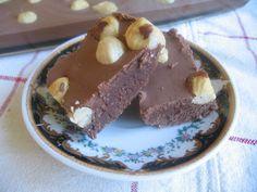 Gerdi süti: Házi csoki mogyoróval Muffin, Pudding, Sweets, Chocolate, Food, Gummi Candy, Custard Pudding, Candy, Essen