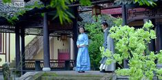A traditional Chinese garden (from Nirvana in Fire) https://plus.google.com/+Simplifyyourlifepluschina/posts/C5PzhKVVpjG
