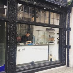 """""""See the magic in action! #lelabo are live in our windows for the next two weeks #libertylondon"""" - Thanks to sarah_coonan via instagram"""
