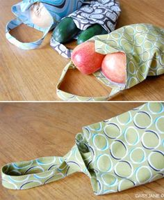 Reusable grocery bag patterns