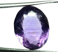 6.671 Ct.Certified.Natural Amethyst Oval Cut loose Gemstone AT 121716 #RidhimaGems