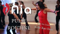 """an exclusive sneak preview of Nia Trainer Kelle Rae Oien's new routine """"Pulse""""? Check it out right here!."""