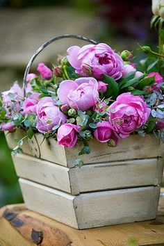 The Pink Garden by Clive Nichols on Flickr..