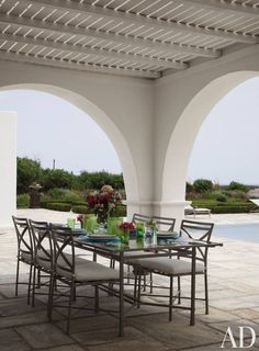 GREECE CHANNEL | Exotic Outdoor Space by Mark Gaudette and Torsten Bessel in Paros, Greece