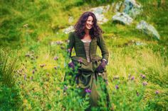 I love this picture of Caitriona Balfe #Outlander #ClaireFraser
