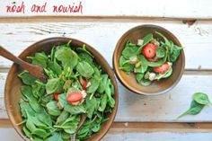 Using Juicer Pulp + {Strawberry Pesto & Jicama Salad} | Nosh and Nourish