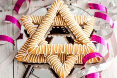 B Food, New Year's Food, Diy Dessert, Sweet Dumplings, New Year's Cake, Cakes Plus, Cocktail Desserts, Danish Food, Xmas Food