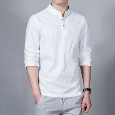 Long Sleeve Shirt (4 colors)