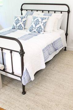 17 Best Rug Under Bed Images On Pinterest Bedroom Decor Bedroom