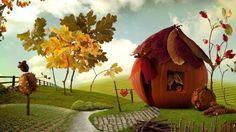 Autumn House (45 pieces)