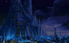 Emperor's Palace from Star Wars: Tie Fighter All Planets, Emperor Palpatine, Galactic Republic, Tumblr Backgrounds, Imperial Palace, Military Personnel, Pixel Art, Scenery, Castle