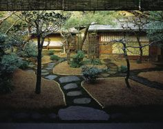 A Japanese garden from the book by Marc Peter Keane.