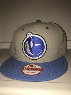 New era Yums classic outline snapback gray blue with Yums on the back 7b0fddb37519