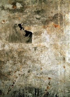 Anselm Kiefer, Für René Char  1988, original photograph on treated lead in a glazed steel frame  90 1/2 x 67 in. (229.87 x 170.18 cm)