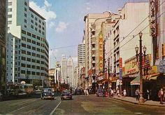 SÃO PAULO: AV. SÃO JOÃO, EM 1967
