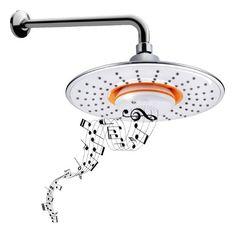 Music Showerhead