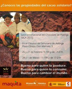 La utopía del día a día: ¿Conoces las propiedades del cacao solidario?