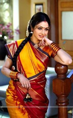 Sridevi Indian actress of yester-years who is back on the screen
