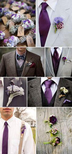 Wedding Ideas By Colour   Purple Inspiration    CHWV