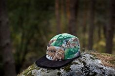 Grizzly - Moupia / #moupia #grizzly #5panel
