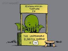 A Cthulhu/Peanuts mashup cartoon Hp Lovecraft, Lovecraft Cthulhu, La Sombra Sobre Innsmouth, Kung Fu, Lovecraftian Horror, Eldritch Horror, Call Of Cthulhu, Nerdy, Creepy