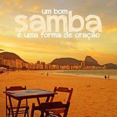 Arte: Samba da Benção Artista: Ana Paula Hoppe