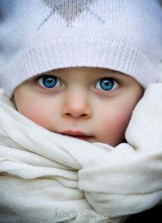 Blue Eyes ♥