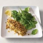 Gluten-Free Crisp Baked Lemon Cod perfect for Lent!
