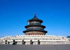 Temple of Heaven in Beijing,China Circuit Chine, Three Gorges Dam, China Travel Guide, Temple Of Heaven, One Day Tour, Le Palais, Tourist Spots, Day Tours, World Heritage Sites