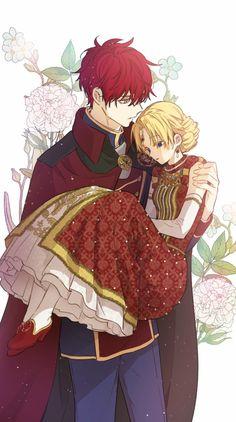 Anime Couples Manga, Cute Anime Couples, Manga Anime, Anime Prince, Fantasy Couples, Romantic Manga, Familia Anime, Manhwa Manga, My Princess