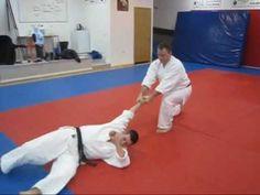 Aikido basics - Randori No Kata - Beginners guide to the 17 techniques - YouTube