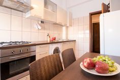 Enjoy the best location in town, the Old Town of Bucharest, in this modern and bright serviced apartment with 1 bedroom. If you come to Bucharest and want more. Holiday Apartments, Bucharest, Best Location, Vacation Rentals, Old Town, Old Things, Breakfast, Modern, Kitchen