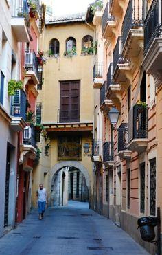 Barrio del Carmen  (VALENCIA)